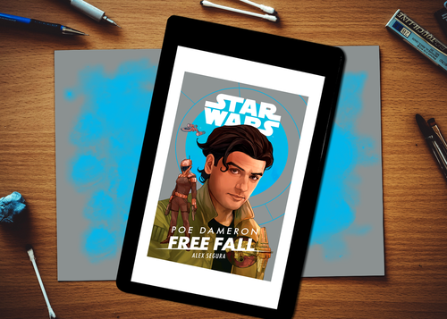 Poe Dameron Free Fall by Alex Segura