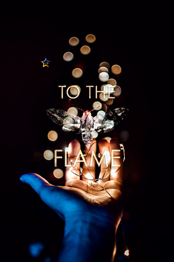 To The Flame by A.E. Ross