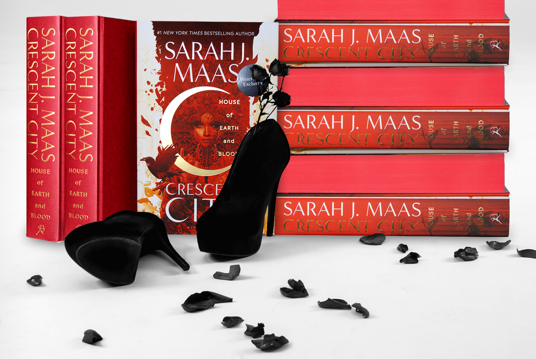 House of Earth and Blood (Crescent City #1) by Sarah J. Maas