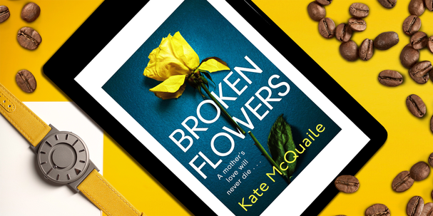 Broken Flowers by Kate McQuaile