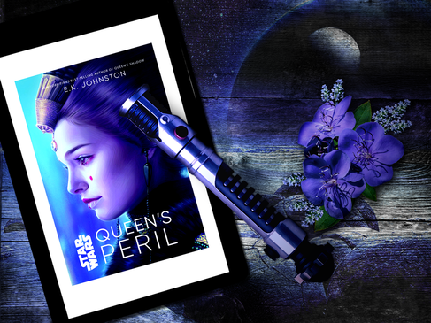 Star Wars Queen's Peril by E.K. Johnston