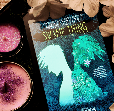 Swamp Thing: Twin Branches by author Maggie Stiefvater and artist Morgan Beem
