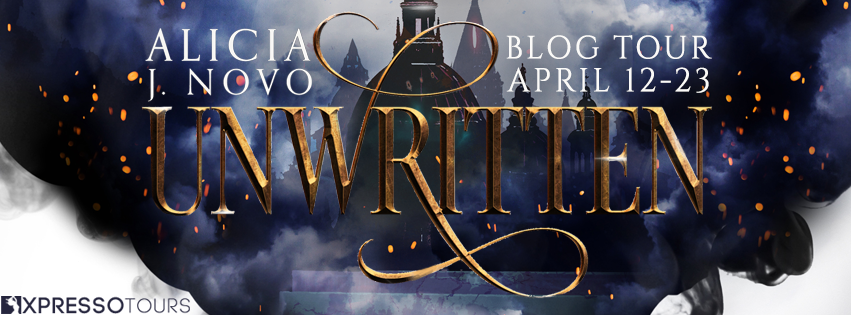 Unwritten by Alicia J. Novo - Blog Tour Feature Interview
